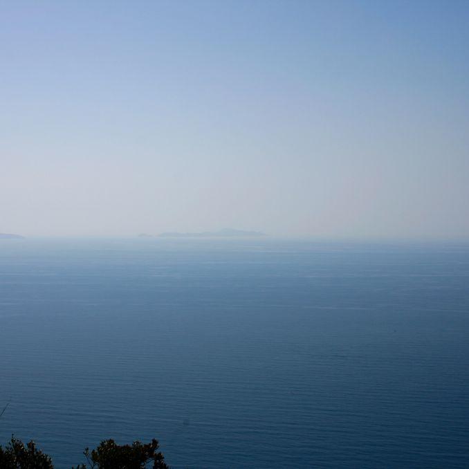 Le isole di Zannone, Ponza e Palmarola