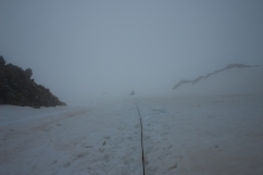 Il nebbione arriva puntuale.