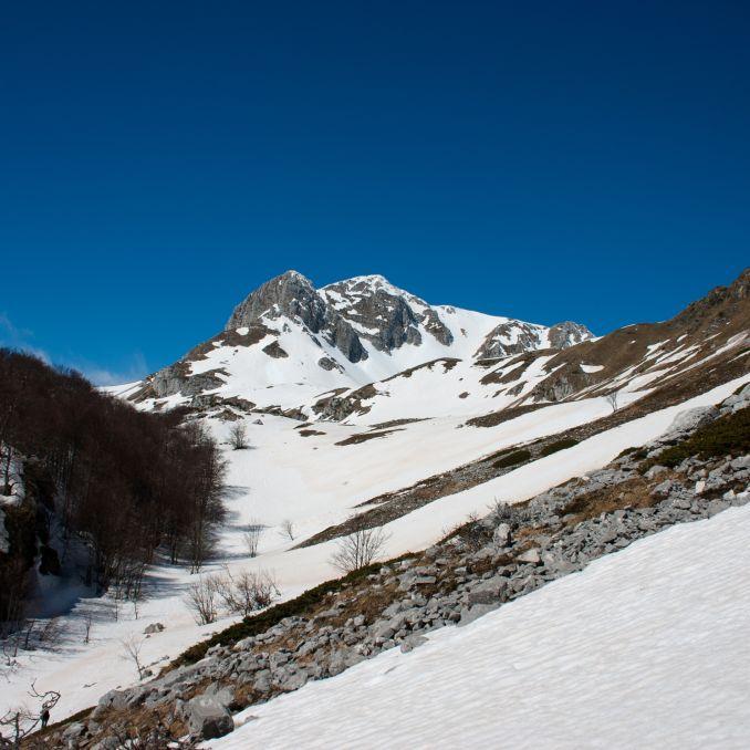 Monte La Meta da Valle Pagano