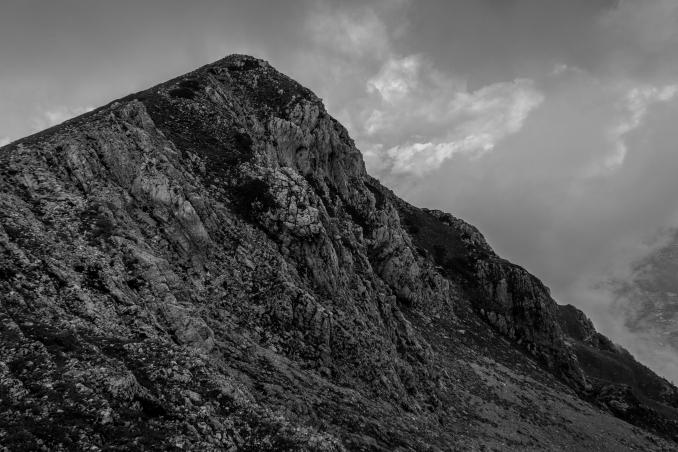Monte Pratillo - nord est