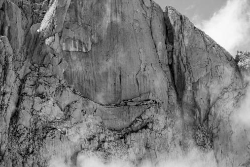 Climber sul Monolito
