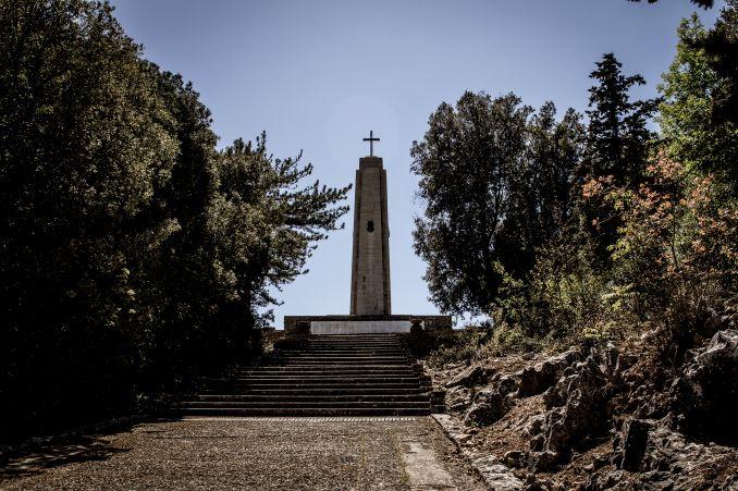 """Monumento alla IV divisione corazzata polacca """"Scorpio"""""""