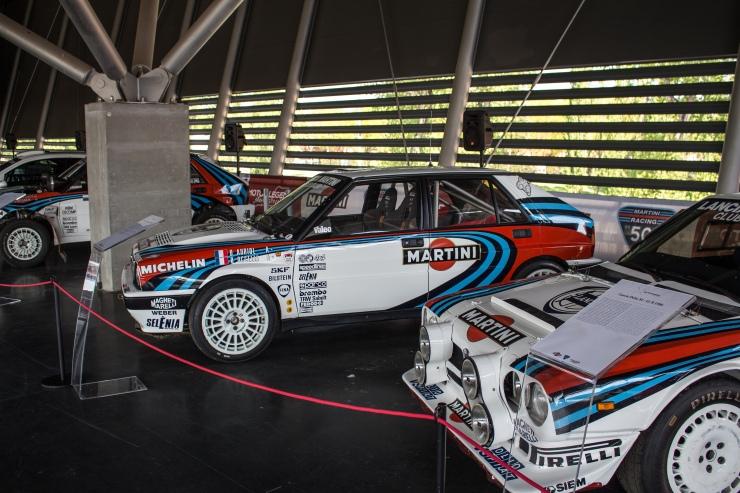 Lancia Delta HF integrale Group A di Didier Auriol